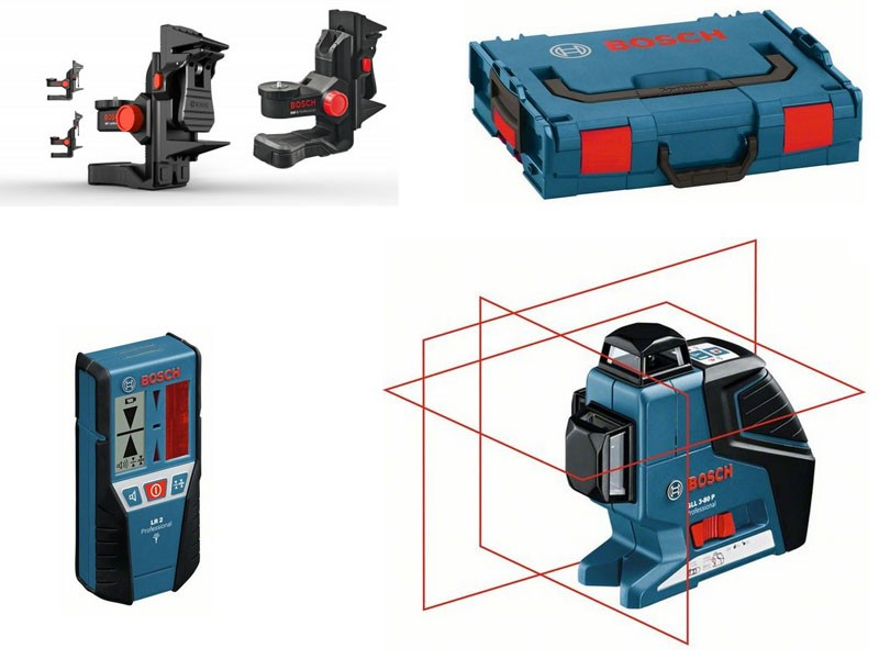 laser ligne gll 3-80 p bosch
