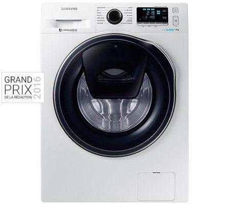 lave linge meilleur qualité