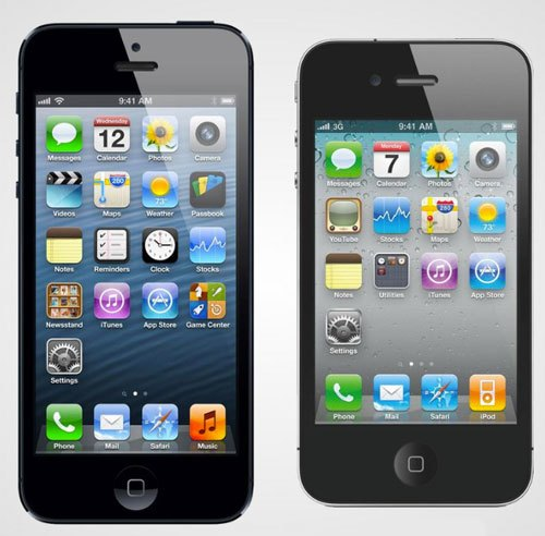 le de l iphone 4s