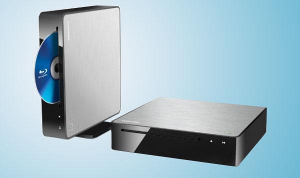lecteur blue ray vertical