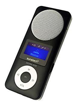 lecteur mp3 haut parleur