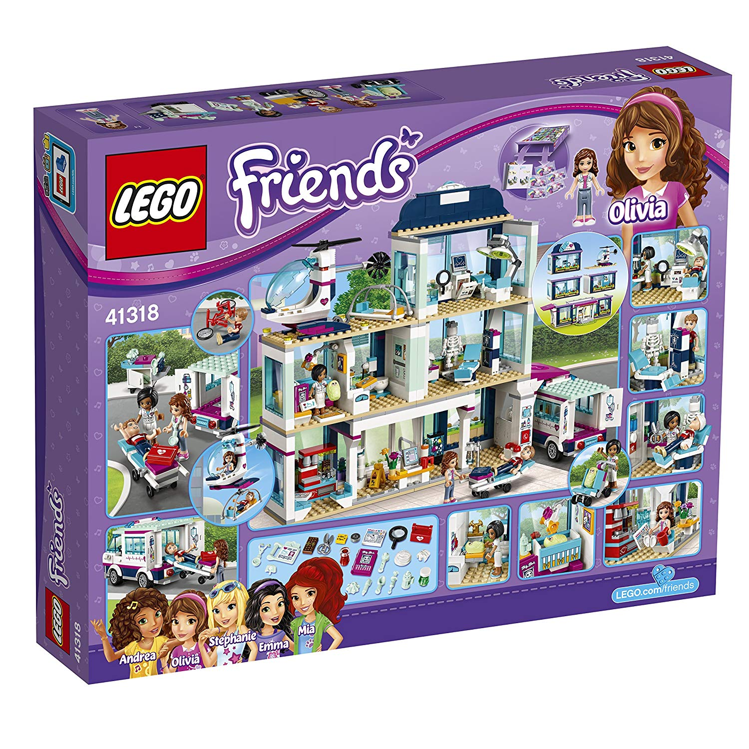lego friends amazon
