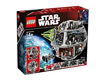lego star wars l étoile noire