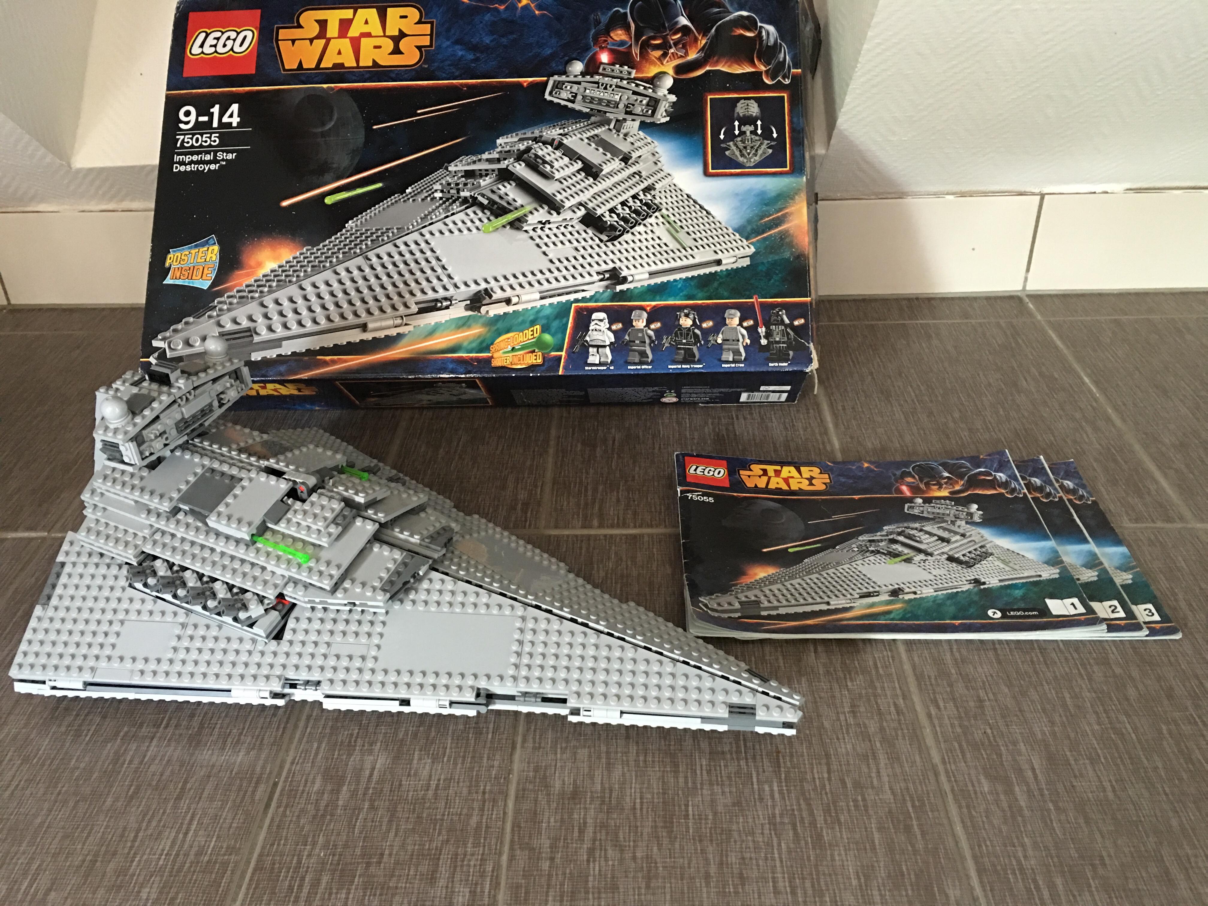 lego star wars occasion