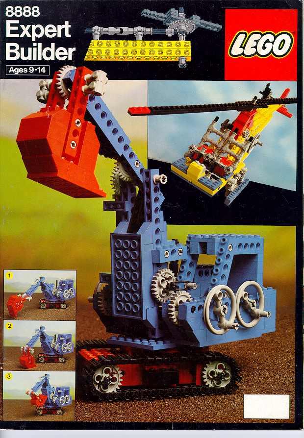 lego technic book