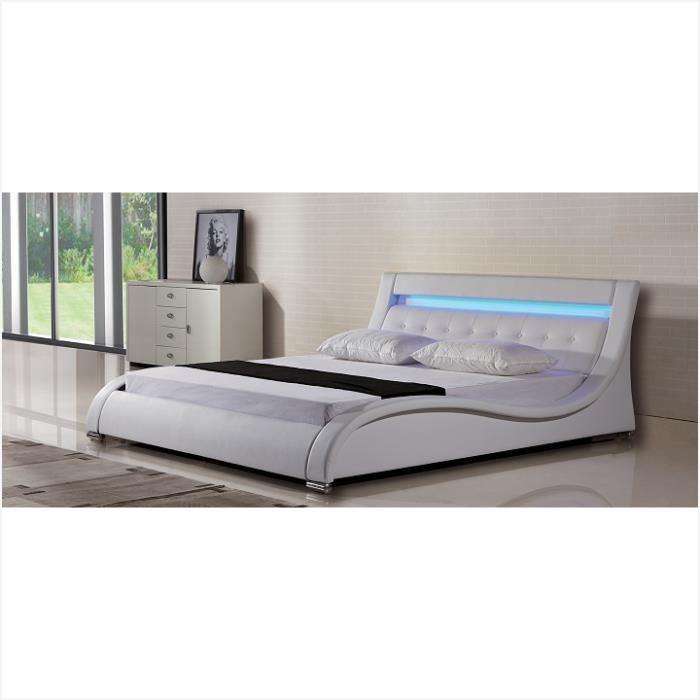 lit avec sommier 160x200 pas cher