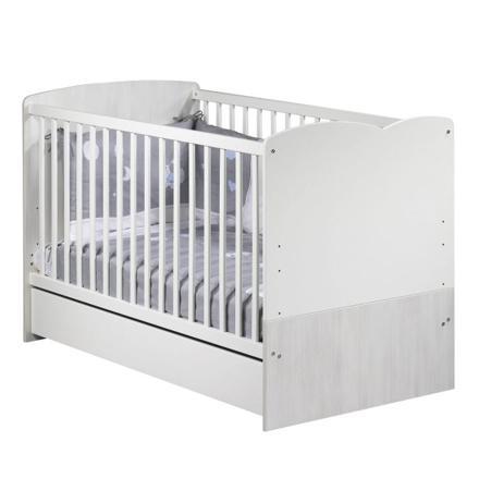 lit bébé avec tiroir pas cher