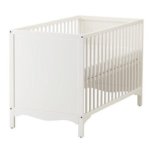 lit bébé ikea blanc