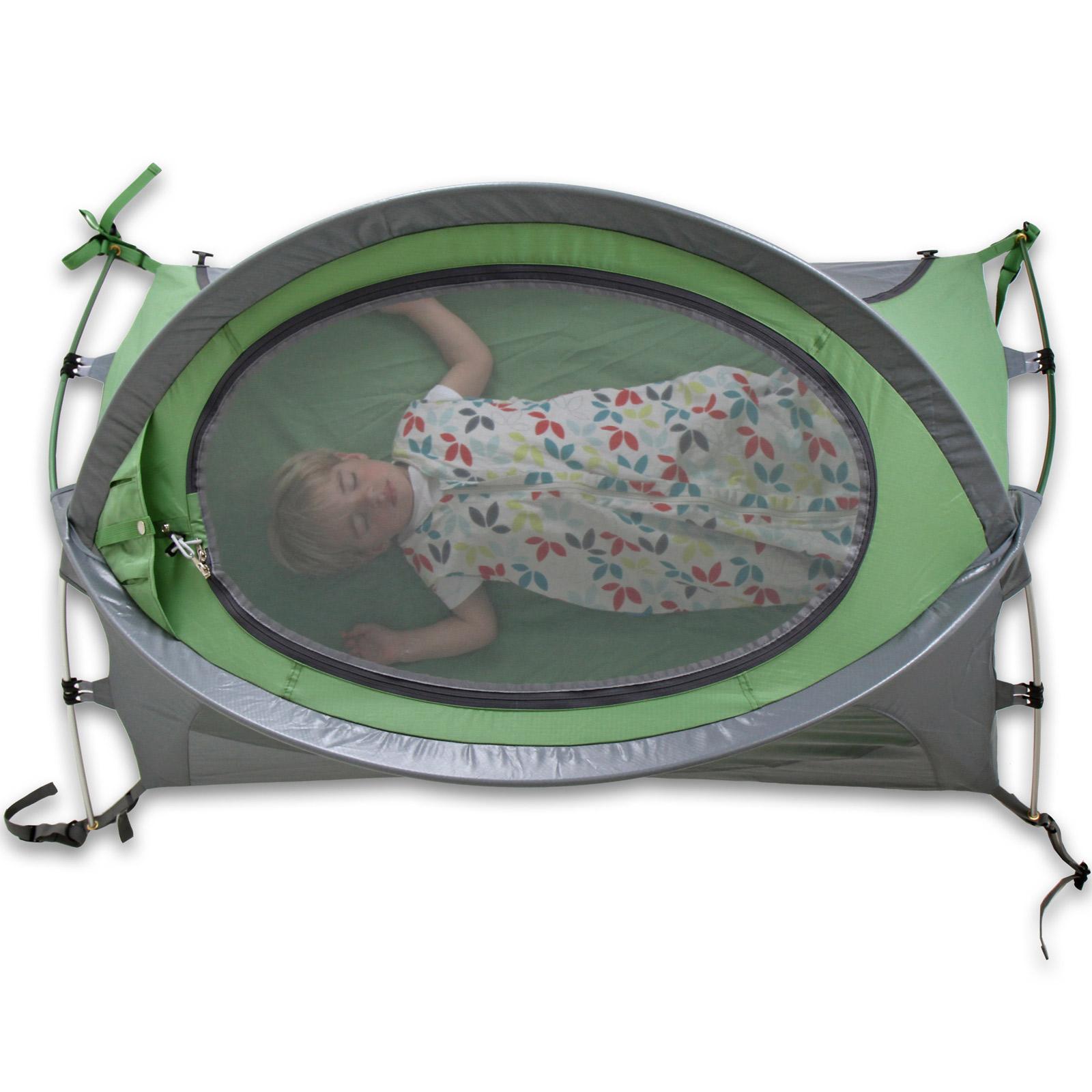 lit bébé tente