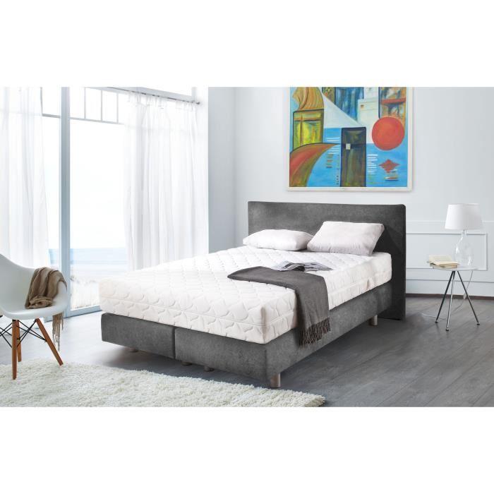 lit complet 160x200 avec sommier et matelas