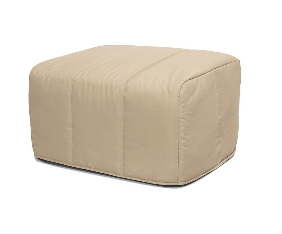 lit d\'appoint pouf