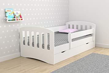 lit enfant avec barriere