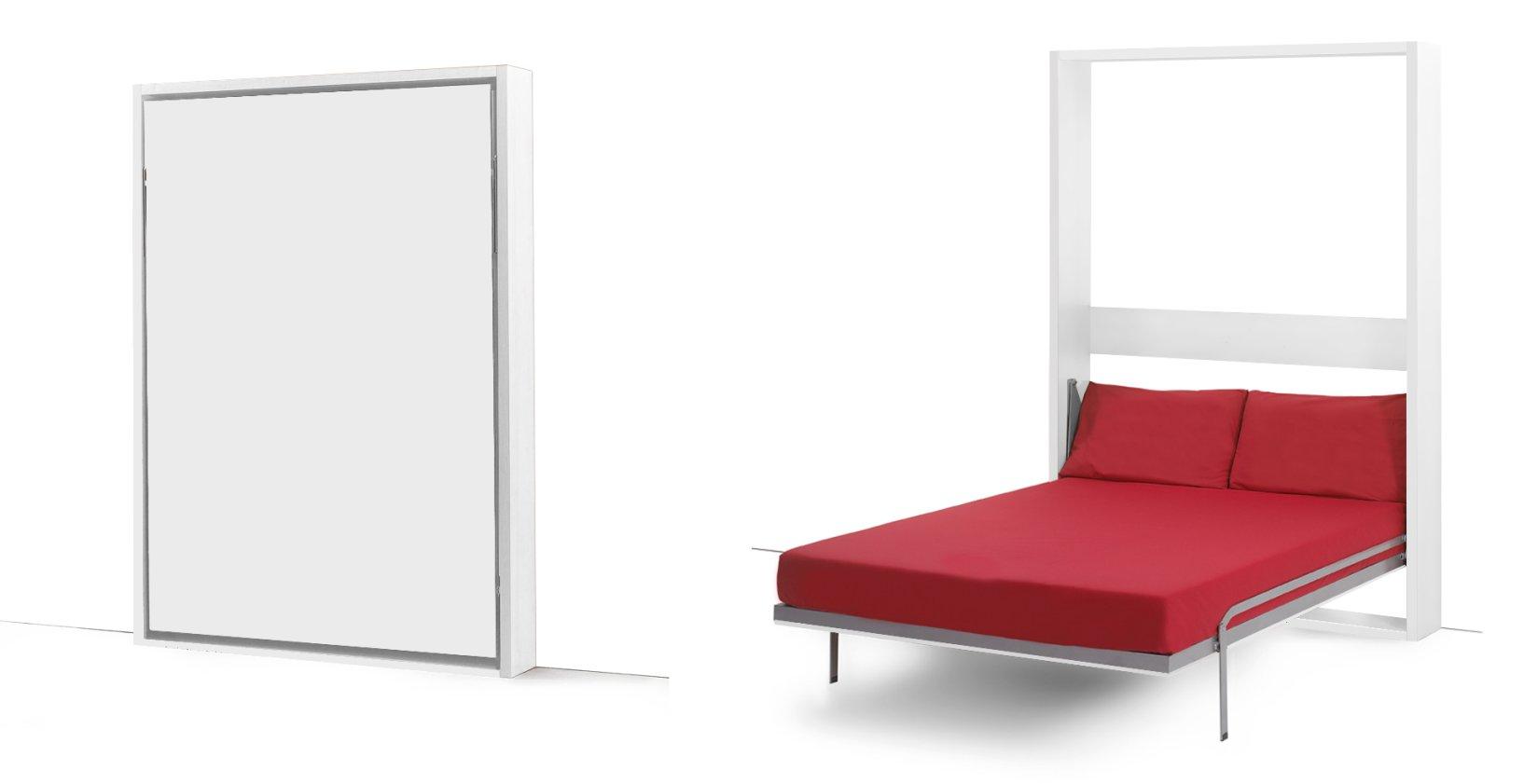 lit escamotable 2 personnes pas cher