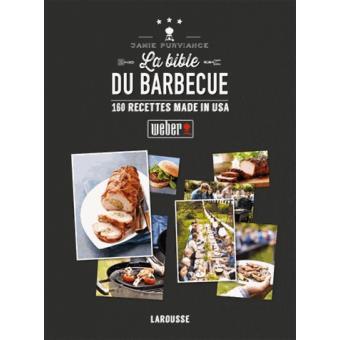 livre barbecue weber