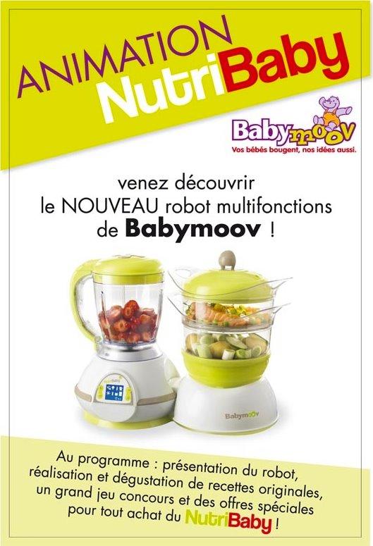 livre recette babymoov