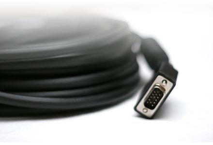 longueur maxi cable vga