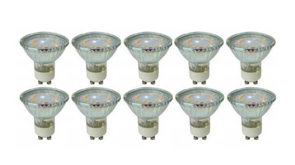 lot ampoule led