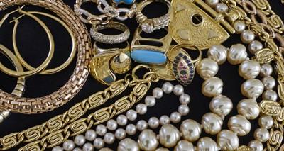lot bijoux fantaisie pas cher