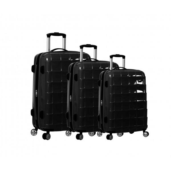 lot de 3 valises pas cher
