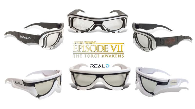 lunette 3d reald