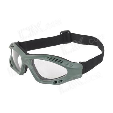 lunette airsoft anti buée