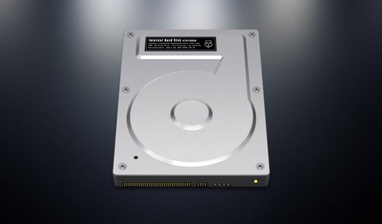 mac disque dur