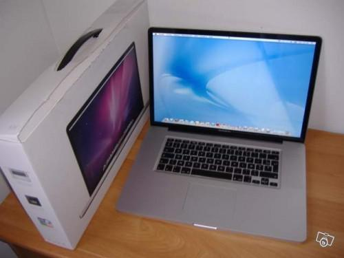 macbook 17 occasion
