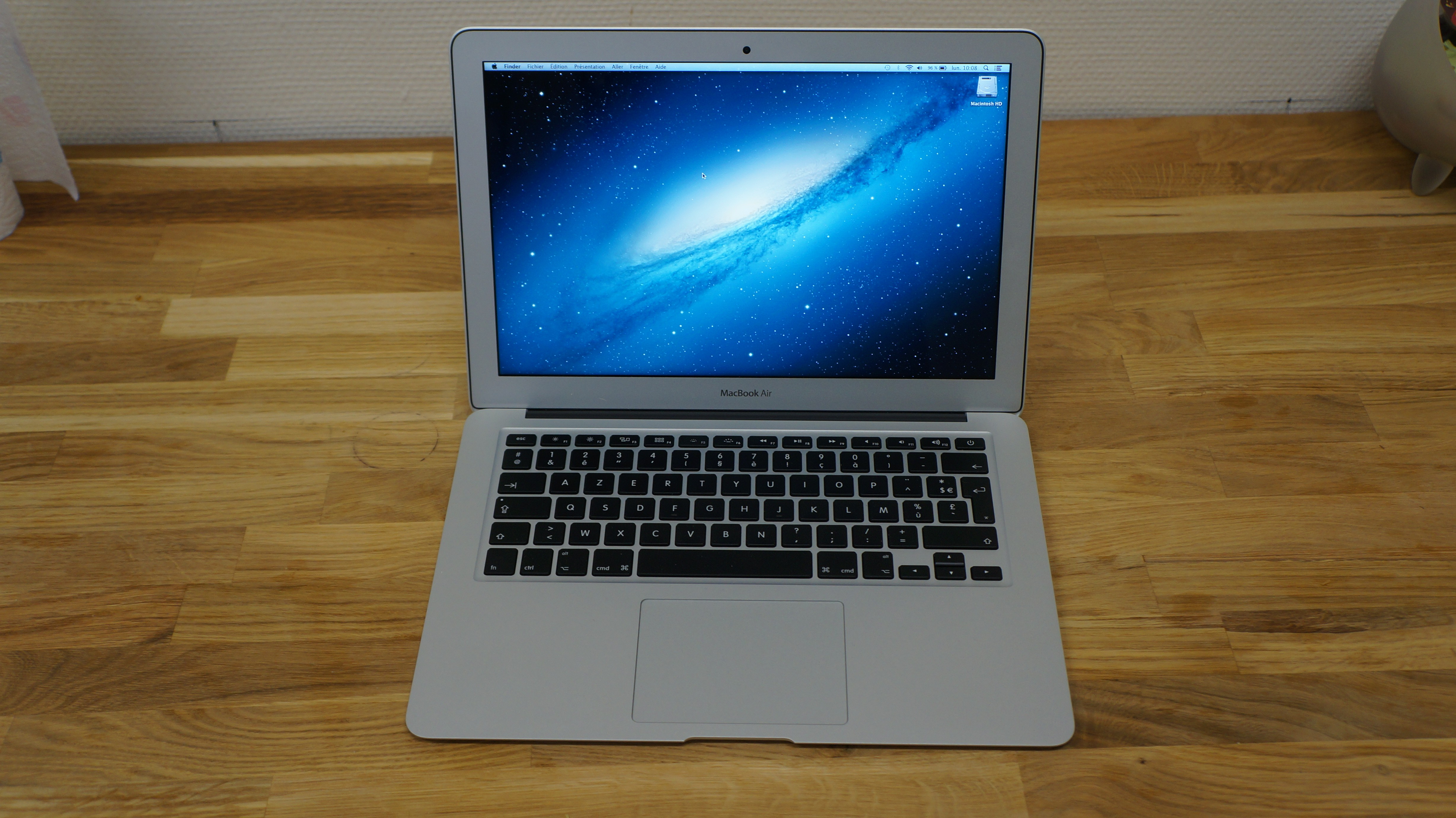 macbook air 10 pouces