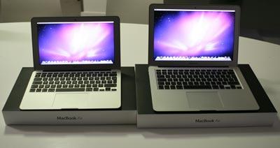 macbook air 11 ou 13 pouces