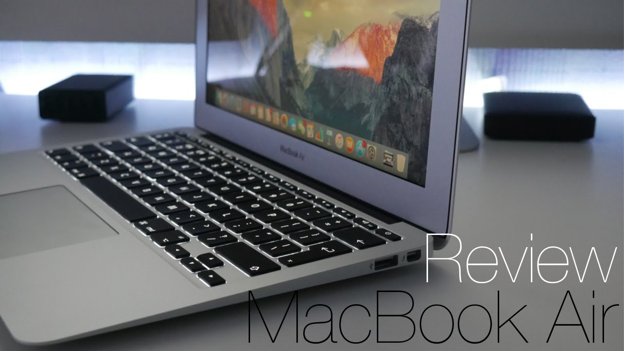 macbook air 11 test