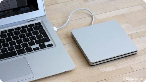 macbook air lecteur cd