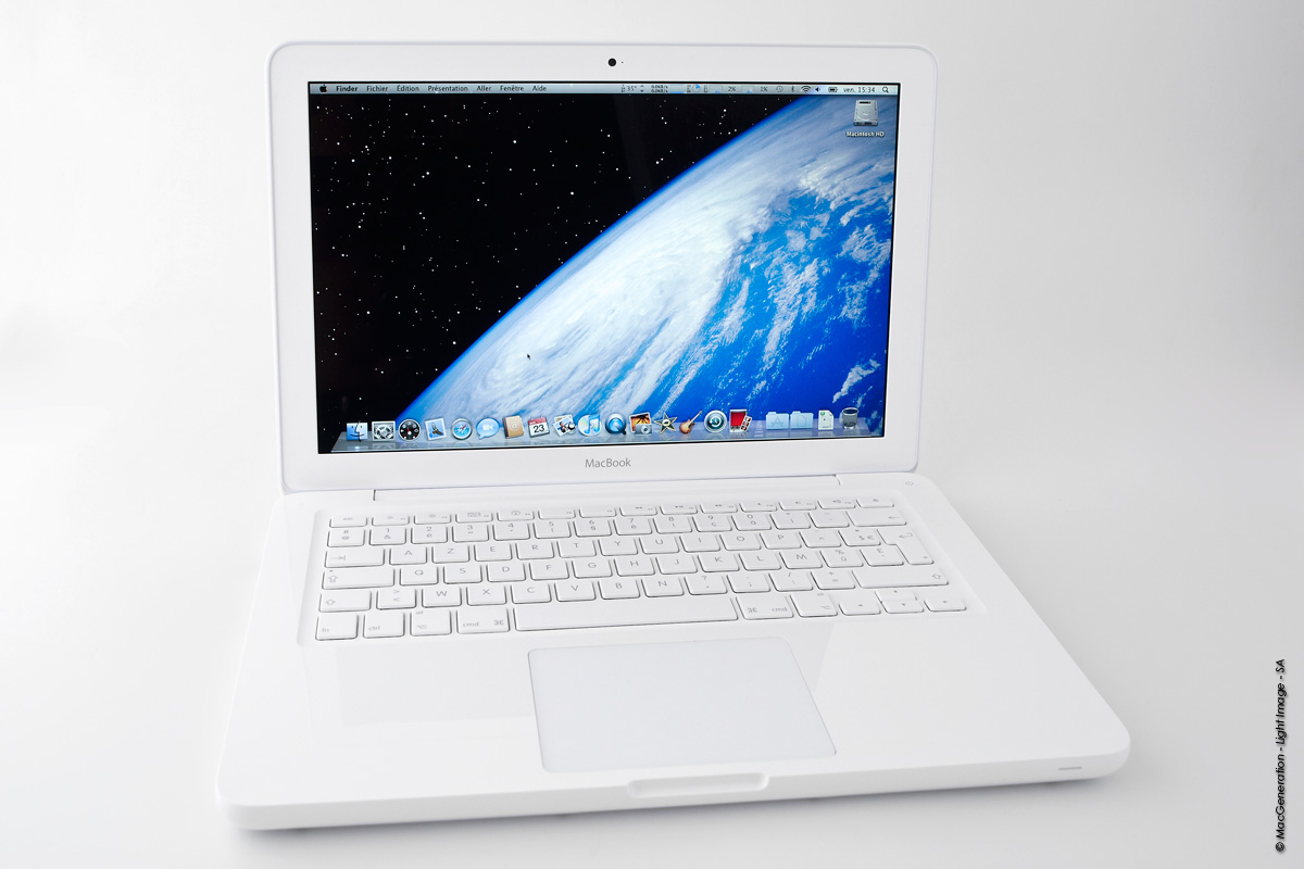 macbook blanc 2011