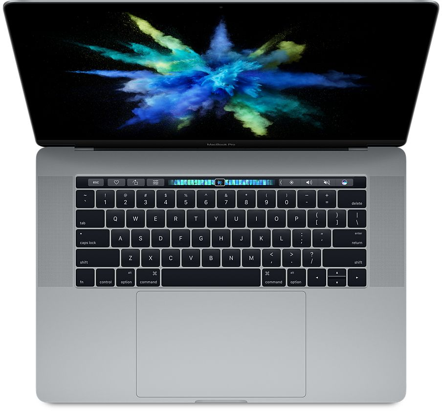 macbook pro 15 pouces touch bar