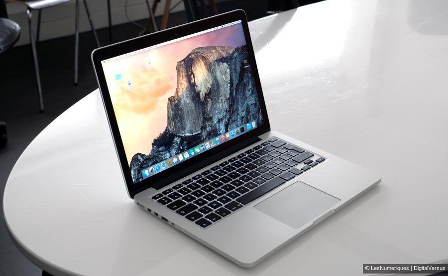 macbook pro 2015 13 pouces