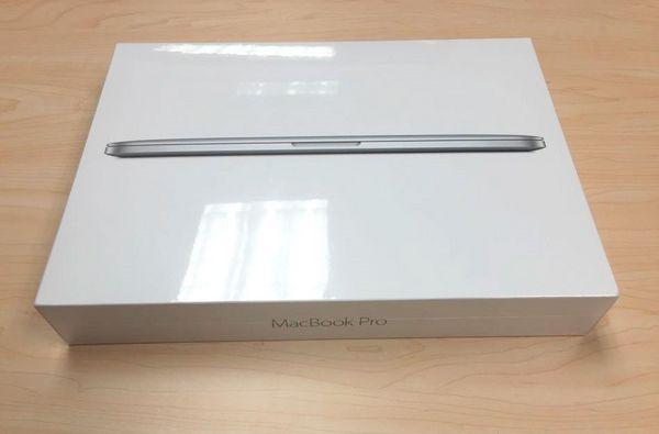 macbook pro neuf