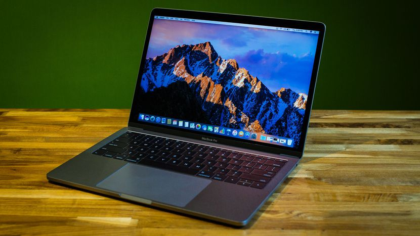 macbook pro retina 13 2016