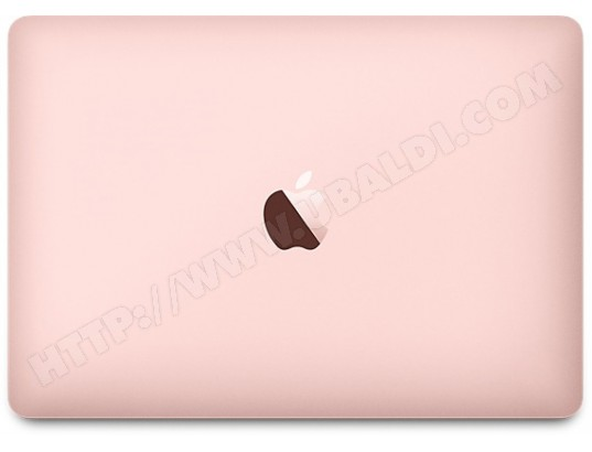 macbook rose pas cher