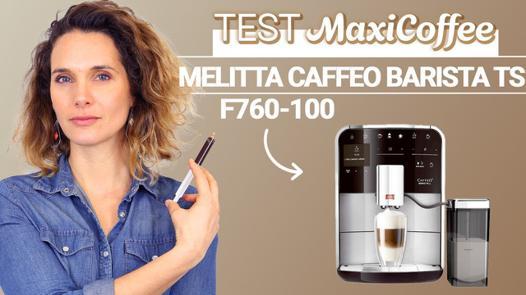 machine à café automatique test