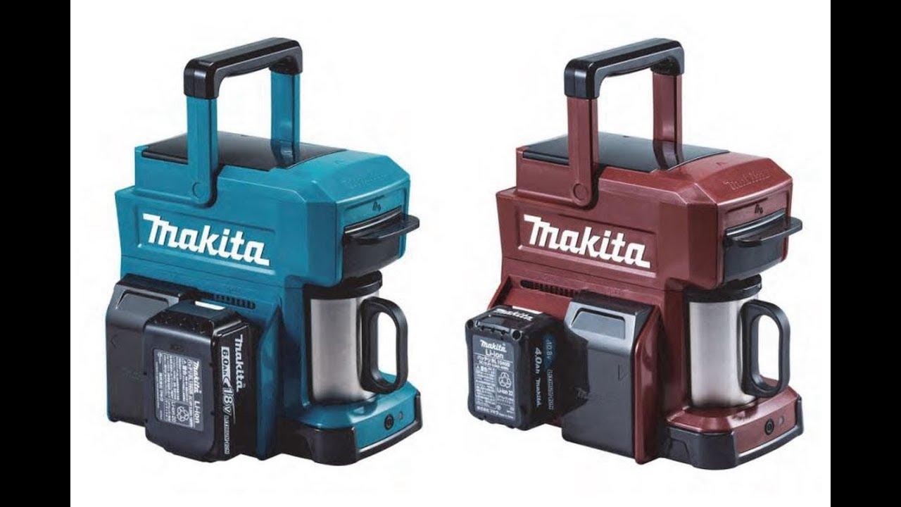 machine a cafe makita
