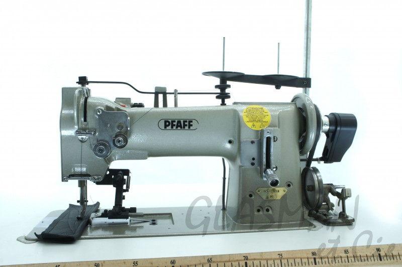 machine à coudre cuir
