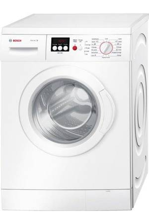 machine à laver le linge bosch