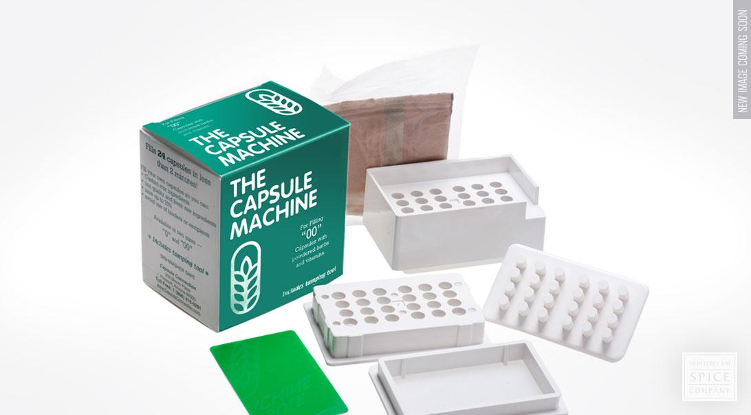 machine a the capsule