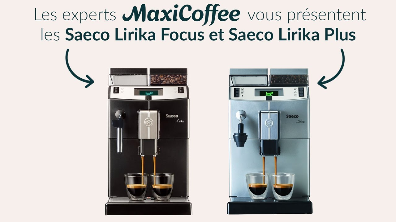 machine café saeco