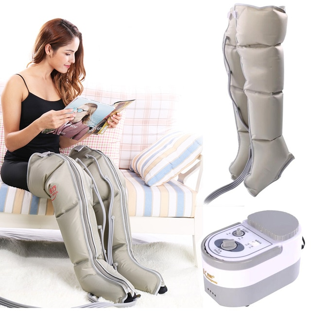 machine massage jambe