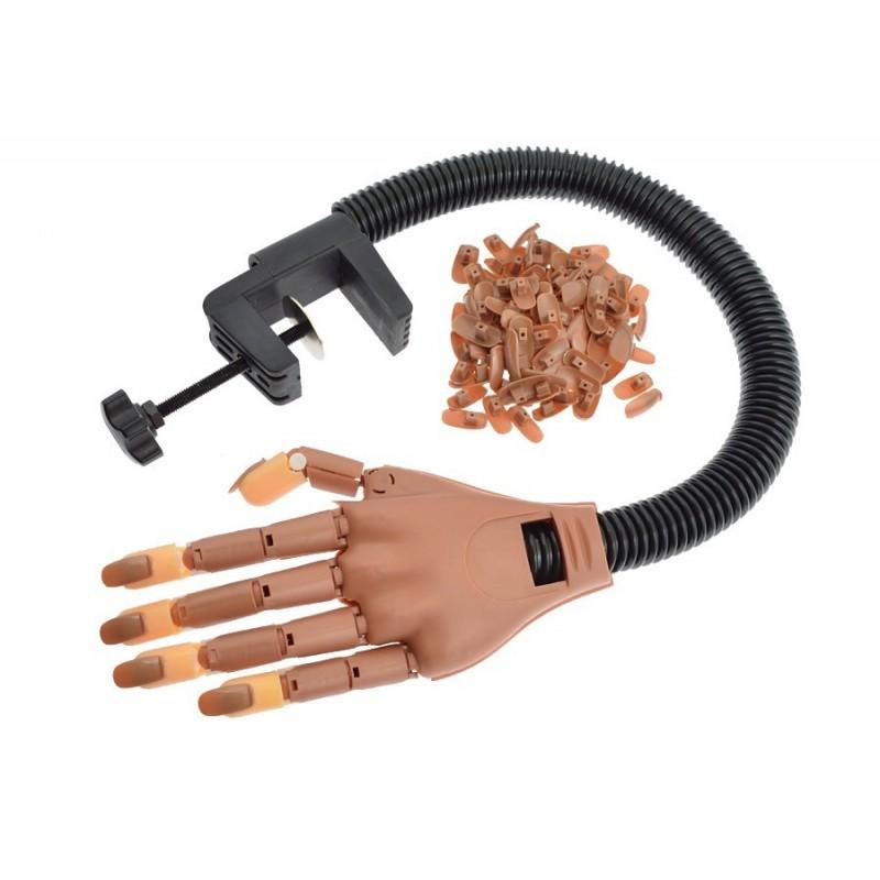 main d entrainement manucure