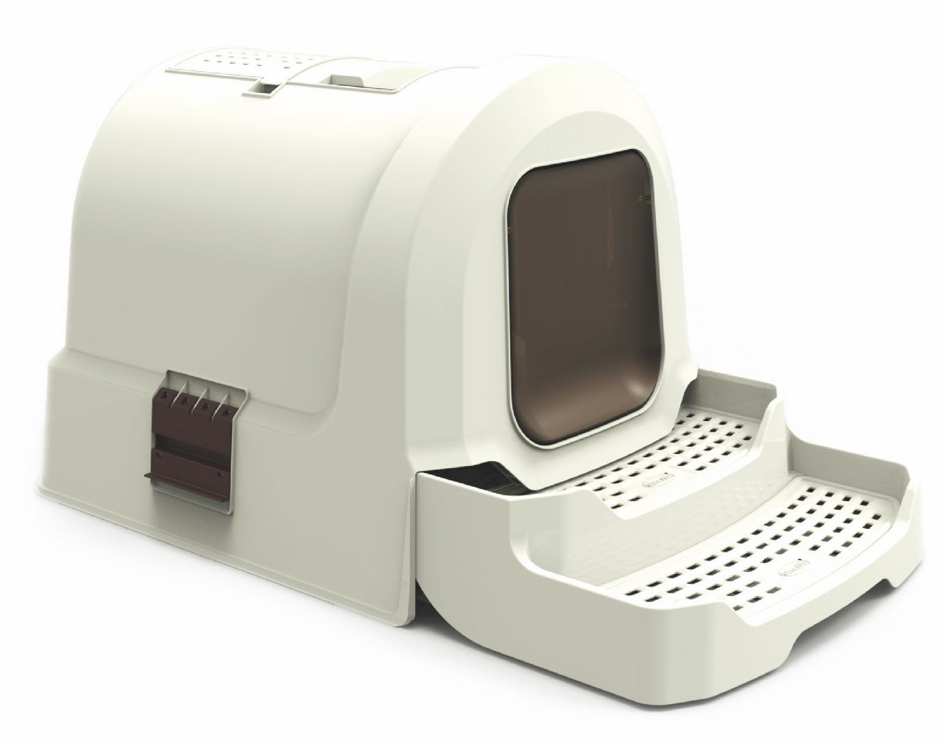 maison de toilette chat