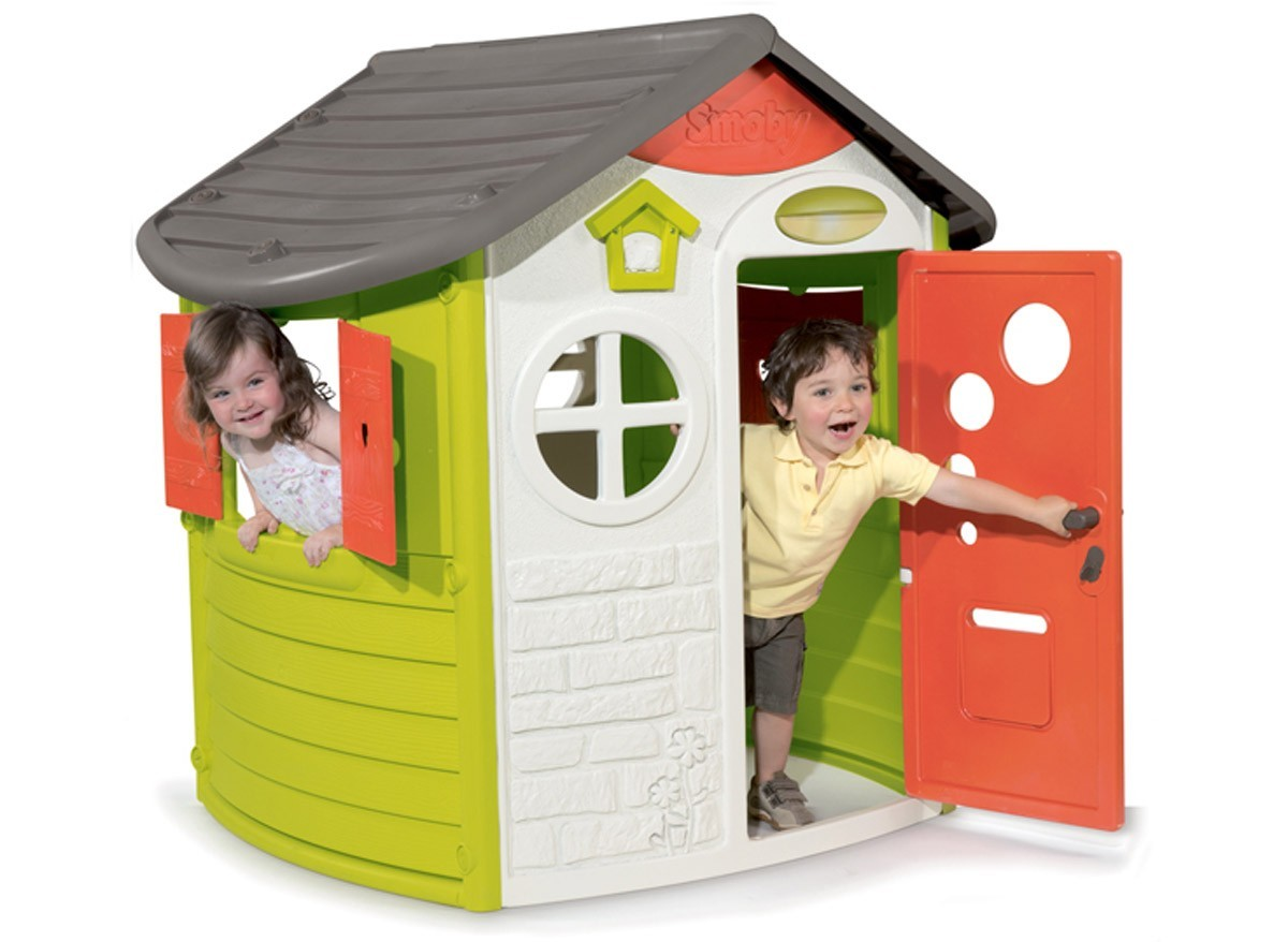 maison enfant plastique