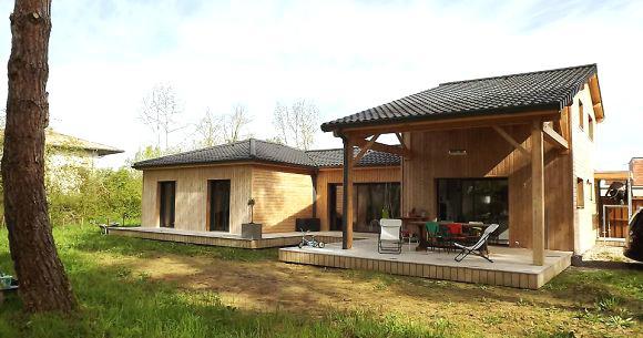 maison nature et bois 74