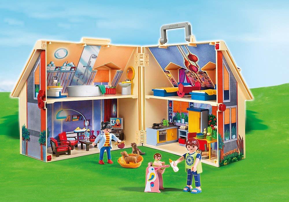 maison portable playmobil