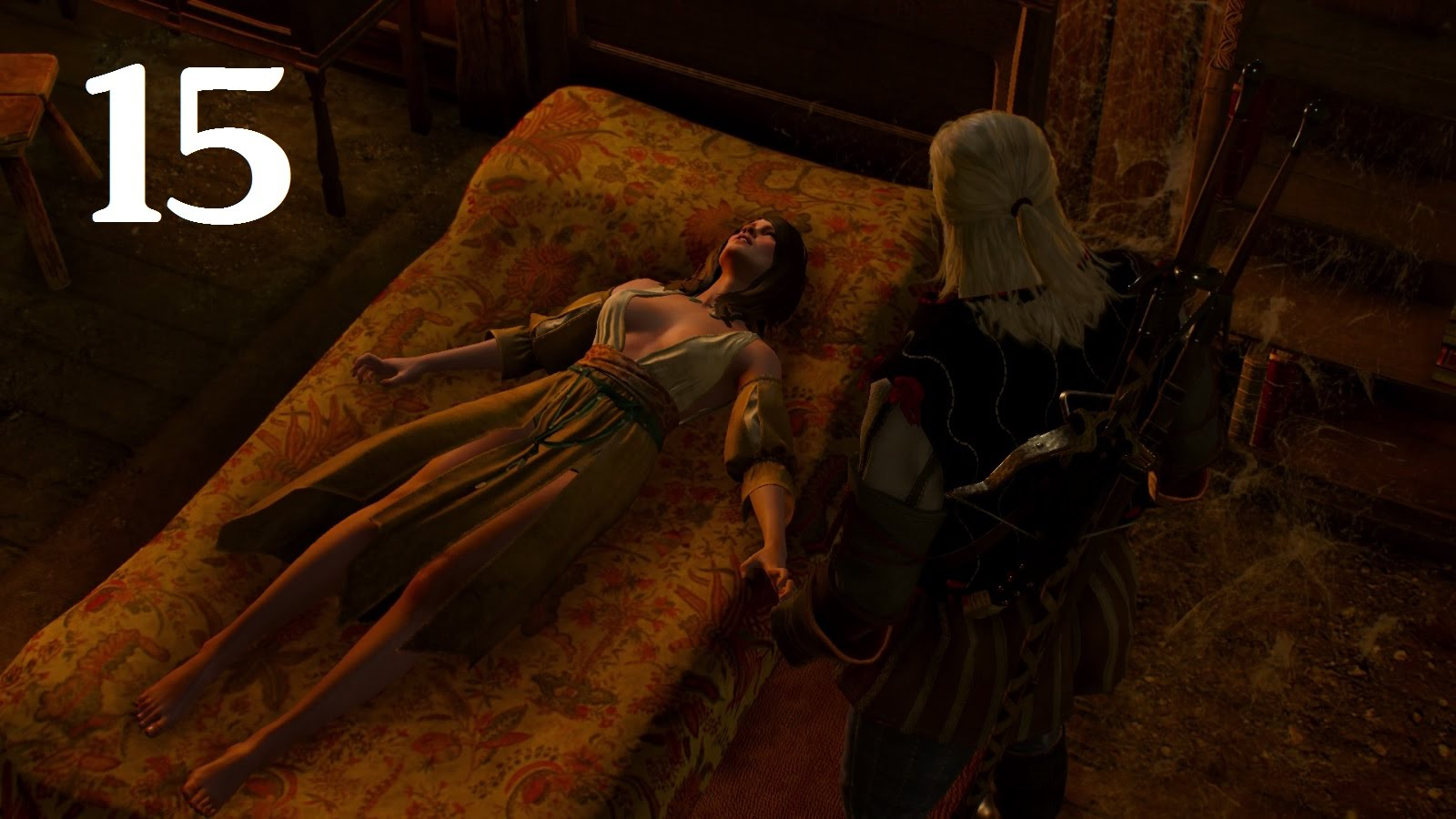 maison the witcher 3